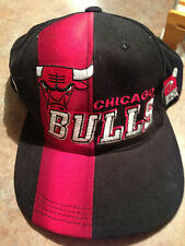 Vintage Chicago Bulls Two Color Hat Cap