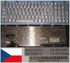 Clavier Qwertzy Tchèque / Czech ACER Aspire 1710, K022646I1 AEDT3TN3018 Noir