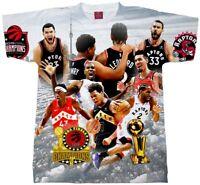 Toronto Raptors Champions T- Shirt. Adult and Youth Sizes.  Kawhi Leonard