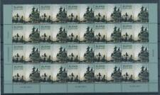[G371479] Aland 2011 Europa good block of 20 stamps very fine MNH