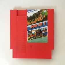 500 In 1 Game Cartridge Card 72 Pin 8 Bit For NES Nintendo Pacman Mario Contra