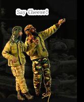 1/35 Resin Selfie Modern War 2 Soldiers unpainted unassembled BL952