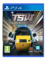 PlayStation 4 : Train Sim World (PS4) VideoGames***NEW*** FREE Shipping, Save £s