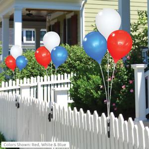 Permashine Vertical Bracket 3-balloon Bouquet Kit