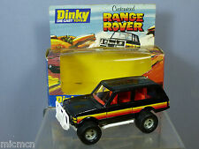 "DINKY TOYS  MODEL  No.203 ""CUSTOMISED"" RANGE ROVER   MIB"