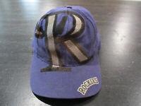 VINTAGE The Game Colorado Rockies Snap Back Hat Cap Purple Big Logo Baseball 90s