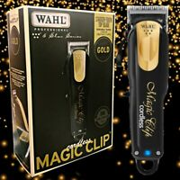 Wahl PROFESSIONAL Limited Edition Corded/Cordless  Magic Clip Clippers 8148-100