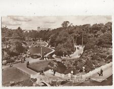 Central Gardens From Pavilion Terrace Bournemouth 1961 RP Postcard 829a