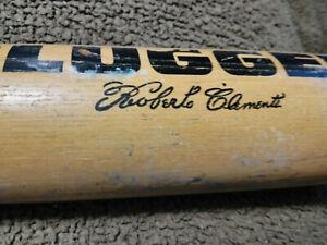 "Roberto Clemente Baseball Bat 34"" Louisville Slugger 125 Hillerich & Bradsby RC4"