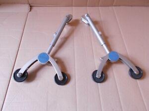 Alber Kippschutz Kippschutzräder Paar für E-Fix 20          #ET15