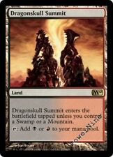 4 PLAYED Dragonskull Summit - Land m10 Magic 2010 Mtg Magic Rare 4x x4