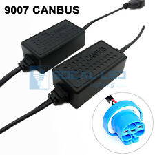 2x NEW HB5 9007 CANBUS LED Decoder HID Error Free Anti-Flickering Load Resistor