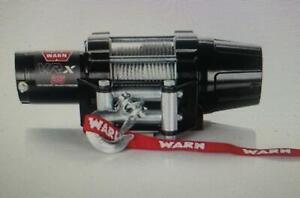 WARN VRX 2500LB UTV WINCH COMPLETE KIT FOR JOHN DEERE ALL GATOR XUV 825i