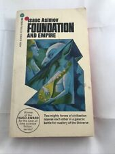 Foundation 1973 Isaac Asimov Vintage Paperback Science Fiction