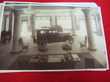 1920 LINCOLN BLDG DETROIT  CARS IN SHOWROOM 11 X 17  PHOTO  PICTURE