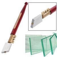 Diamond Tip Glass Oil Feed Glass Cutting Tool Portable Wheel Blade  Kit