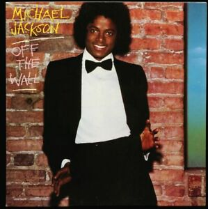 VINYL LP Michael Jackson - Off The Wall Epic FE 35745 1st PRESSING NM-