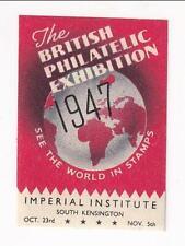 Great Britain - The British Philatelic Exhibition 1947