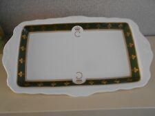 More details for royal doulton claridge's sandwich plate - famous london hotel rn873702