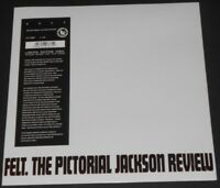 FELT the pictorial jackson review UK LP new REMASTERED REISSUE limited edition