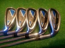 Adams Tight Lies irons 6 - PW stiff steel