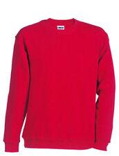 Jersey de hombre rojos de poliéster