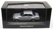 Coches, camiones y furgonetas de automodelismo y aeromodelismo MINICHAMPS color principal plata Ford