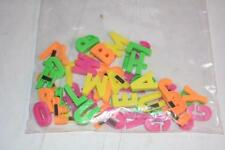 Bag Lot Alphabet Fridge MAGNETS Pre-school Kids BAby