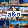 Europa 4 Tage Städtereise a&o Hotels Berlin Hamburg München Wien uvm. Gutschein