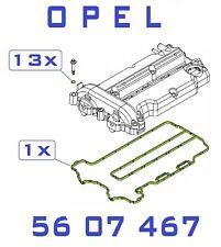 Ventildeckeldichtung + Oringe Opel Corsa C / D und Meriva A 1.2 , 1.4