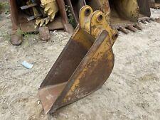 12 Kubota Kx040 40mm Pin On Excavator Trenching Bucket Free Ship With25 Miles