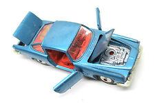 Corgi Toys Ghia L6.4 w/ Chrysler V-8 Engine+Dog 1:43 Die Cast Car Great Britain