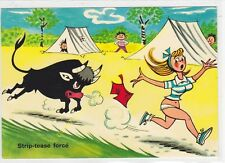 CP HUMOUR CAMPING Strip tease forcé