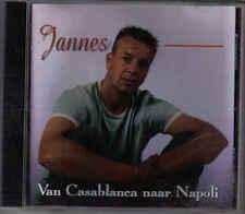 Jannes-Van Casablanca Naar Napoli cd album