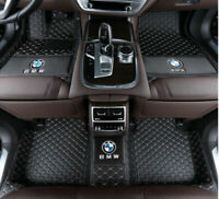 Fit For BMW 5 series GT 2010-2017 NEW Floor mats GENUINE With BMW  Logo