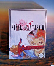 Nintendo NES Timewalk Games Final Fantasy II 2 Complete UNOPENED NEW