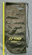 Yonex Soft Tennis Bag Racquets Full Cover Mesh Black/Gold Limited Edition Ezone