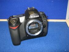 Nikon D D70s 6.1MP Digital SLR Camera - Black  BODY TETHERED SHOOTING READ
