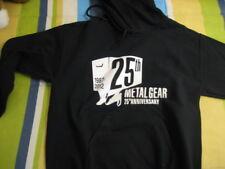 SUDADERA METAL GEAR 25 ANIVERSARIO S