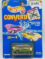 1990 Hot Wheels Convertables Wreckers Fab Cab Taxi NIP Rare HTF