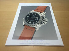 Press Kit OFFICINE Panerai - Panerai Luminor GMT 44mm - PAM00023