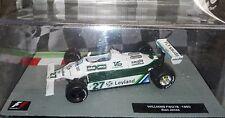 WILLIAMS FW07B  ALAN JONES  (1980)  FORMULA 1 AUTO COLLECTION #66