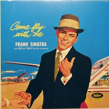Frank Sinatra COME FLY WITH ME 180g CAPITOL RECORDS New Sealed Vinyl Record LP