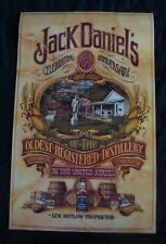 JACK DANIELS beer promo poster 127TH ANNIVERSARY original store display