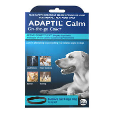 Adaptil Calming Pheromones for Anxious Dogs - Collar for Dogs & Puppies - Large