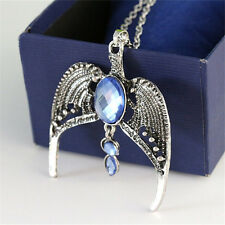 Harry potter ravenclaw lose crown crown headdress horcrux pendant necklace 1PCS