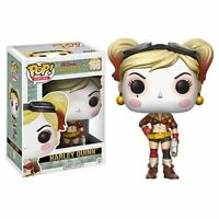 Harley Quinn Pop Vinyl Figure Official Funko UK DC Bombshells Variant Version