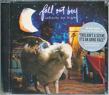 Fall Out Boy Infinity on High CD '07 (SEALED)
