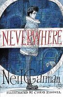 Neverwhere, Hardcover by Gaiman, Neil; Riddell, Chris (ILT), Brand New, Free ...