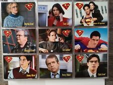 Lois and Clark The New Adventures of Superman Skybox 1995 Full Card set of 90